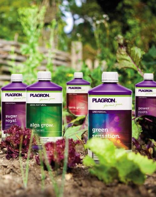 Išmanios Plagron trąšos ir biostimuliatoriai